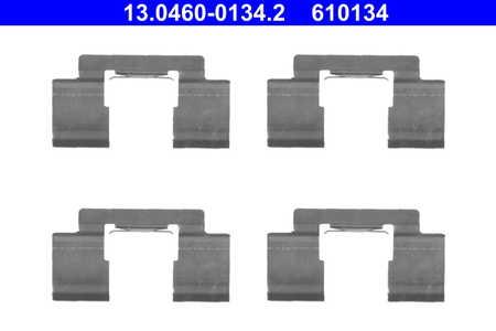 Triscan 8105 801001 Zubehörsatz Scheibenbremsbelag