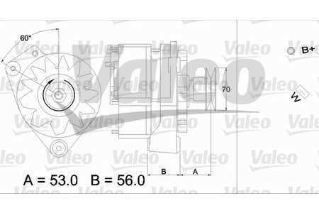 Valeo 436191 Generator