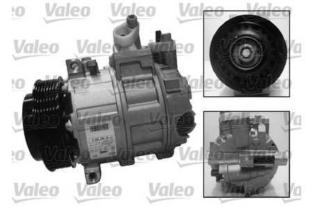 Valeo 813137 Kompressor, Klimaanlage