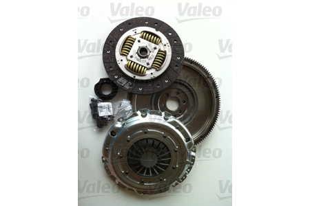 Valeo 835035 Kupplungssatz VALEO 4KKit (3-Komponenten-Kit + sta