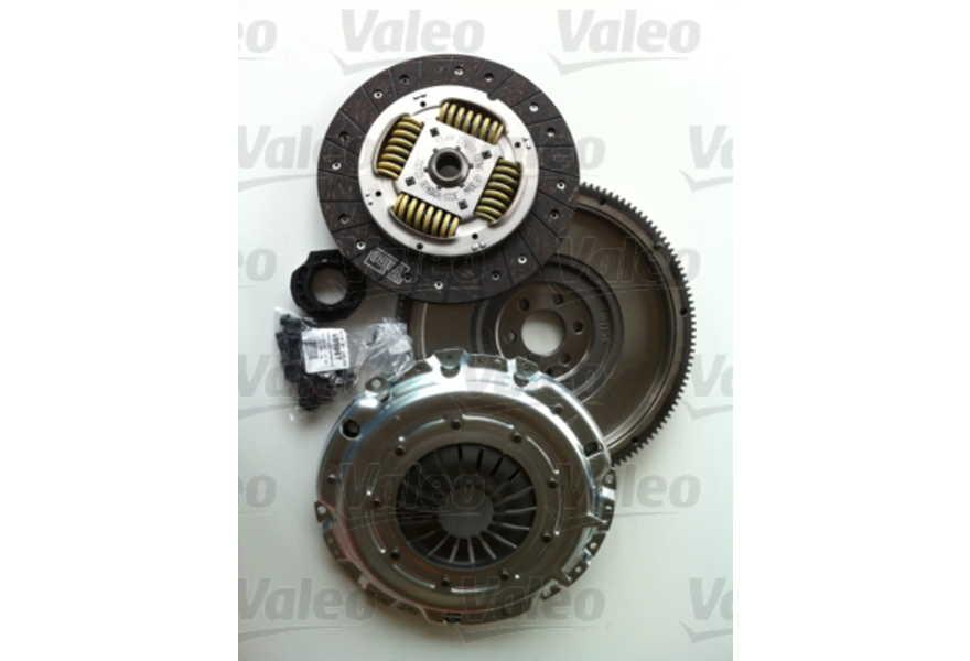 Kupplungssatz VALEO 4KKit (3-Komponenten-Kit + sta