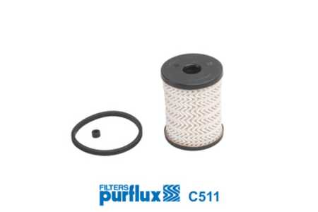 Teilebild Kraftstofffilter