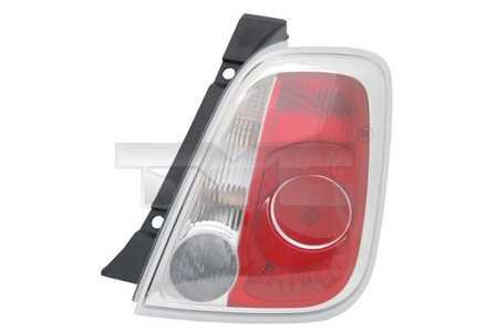 Fahrerseite 312 10//07-06//15 Fiat 500 Heckleuchte Rückleuchte Rücklicht links