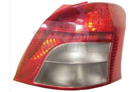 Lampen Toyota Auris : Heckleuchte rücklicht heckleuchte für toyota yaris ii xp