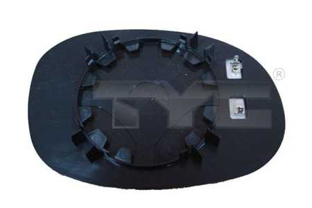 spiegelglas au enspiegel peugeot 206 cc 2d bis zu 80. Black Bedroom Furniture Sets. Home Design Ideas