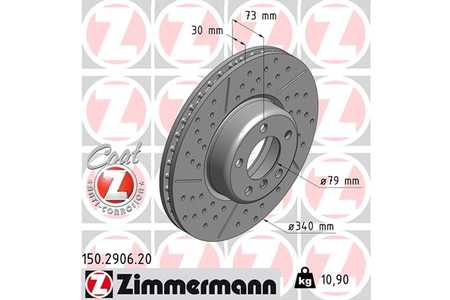 e36 z1 roadster z3 para el freno de estacionamiento Zimmermann freno bmw 3