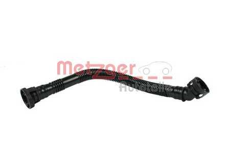 ventilaci/ón bloque motor VAICO V30-0697 Tubo flexible