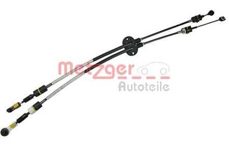 Schaltgetriebe 10.2456 für FORD COFLE Seilzug