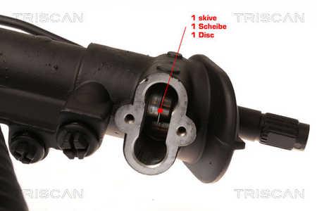 Triscan 8510 29430 Lenkgetriebe
