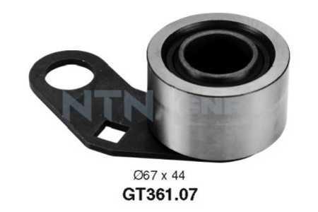 Zahnriemen SNR GT361.05 Spannrolle