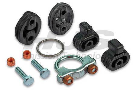 HJS 82156432 Montagesatz Abgasanlage