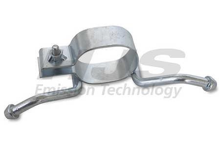Halter Schalldämpfer Endschalldämpfer Auspuff Volvo 850 S70 V70