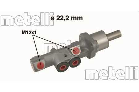 Reparatursatz Dichtsatz Hauptbremszylinder 22,2mm Audi A2 für Bremssystem ATE