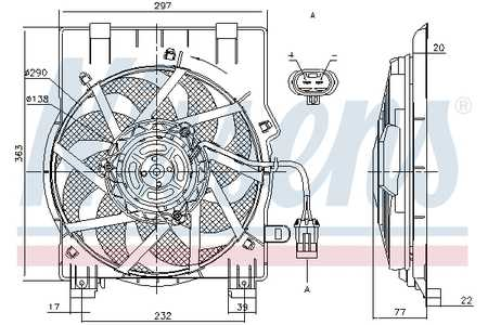 Incredible Klimakondensator Lufter Kaltemittelkondensator Fur Opel Corsa C Wiring 101 Nizathateforg