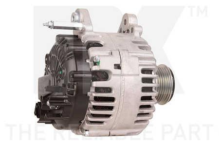 Lichtmaschine, Generator (Lichtmaschine/Generator) für VW Golf V [1K ...