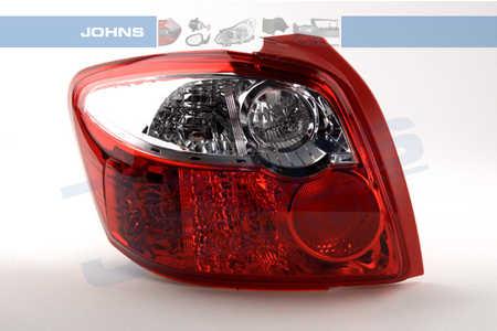 Heckleuchte, Rücklicht (Heckleuchte) für Toyota Auris I [E15] kaufen ...