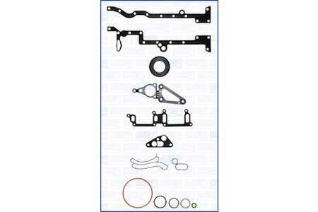 Getriebe MALOSSI prim/är 16//37 NRG 50 DT LC 94-96 SAL1T