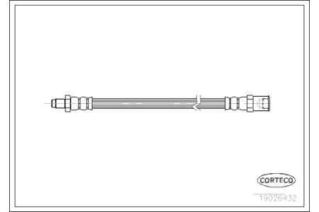 Bosch Flexible 1987481510 pour IVECO