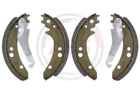 KRAFT AUTOMOTIVE Bremsbackensatz 6021250 für MERCEDES-BENZ