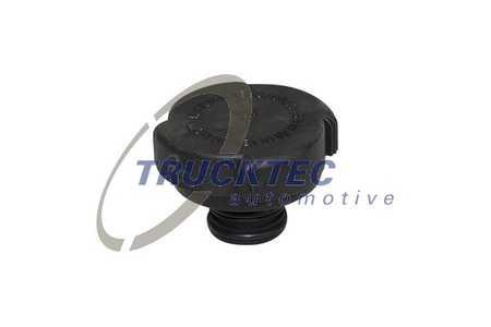 Trucktec Verschlussdeckel, Kühler