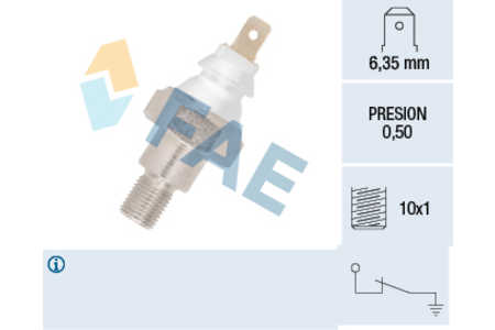 Teilebild Öldruckschalter