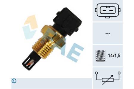 Teilebild Sensor Ansauglufttemperatur