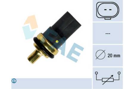 FAE Sensor, Kühlmitteltemperatur
