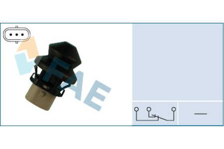 Teilebild Schalter, Türkontakt  FAE (67340)