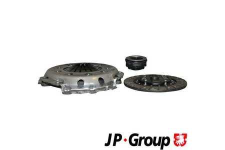 JP Group 1130401810 Kupplungssatz, 210 mm