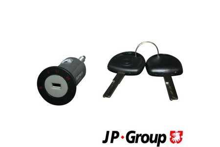 JP Group 1290400300 JP Group Schließzylinder für Zündschloß OPEL CALIB