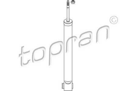 Topran 109430 Stoßdämpfer
