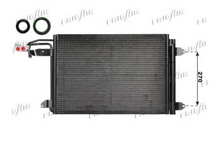 Kältemittelkondensator für skoda octavia ii [1z3] kaufen und bis zu