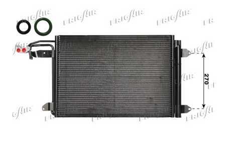 Frigair Kondensator, Klimaanlage