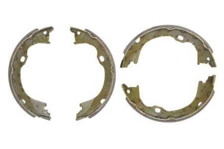 Feststellbremse für Bremsanlage 09550 LPR Bremsbackensatz